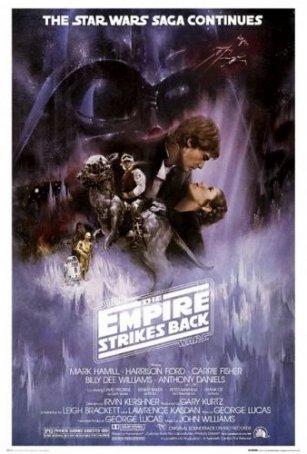 Star Wars Episode V: The Empire Strikes Back Poster