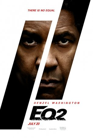 Equalizer 2, The Poster