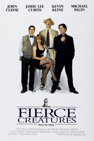 Fierce Creatures Poster