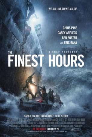 Finest Hours, The Poster