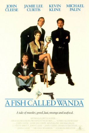 Fish Called Wanda, A Poster