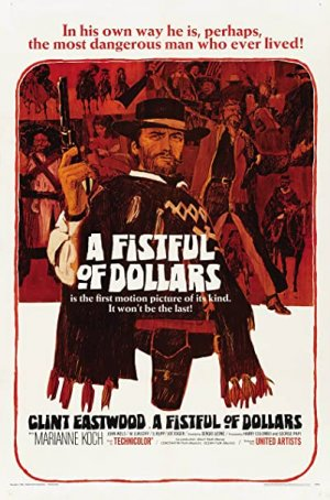 Fistful of Dollars, A Poster