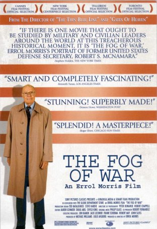 Fog of War, The Poster