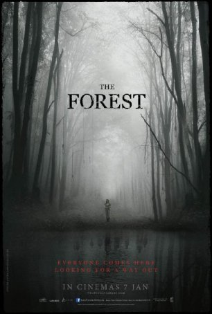 Forest, The Poster