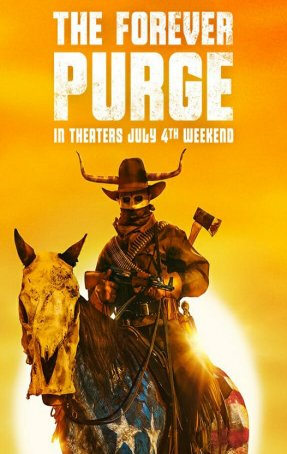 Forever Purge, The Poster