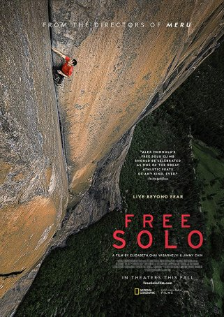 Free Solo Poster