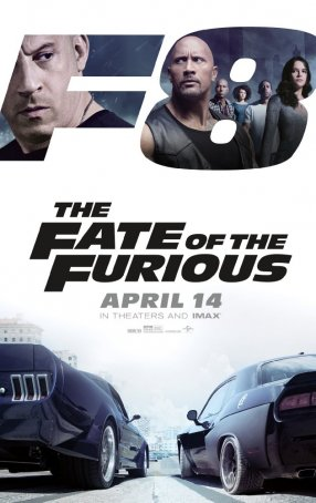 Fate of the Furious, The Poster