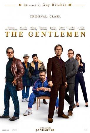 Gentlemen, The Poster