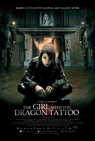 Girl with the Dragon Tattoo, The Poster