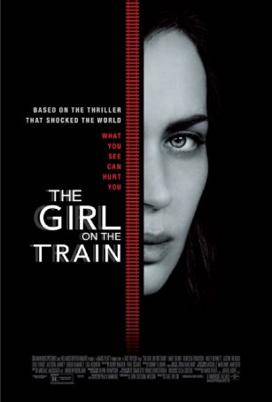 Girl on the Train, The Poster