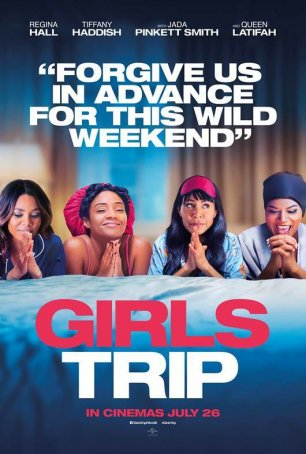 Girls Trip Poster