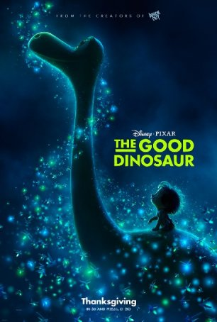 Good Dinosaur, The Poster