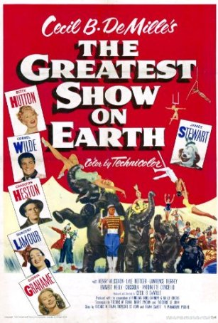 Greatest Show on Earth, The Poster