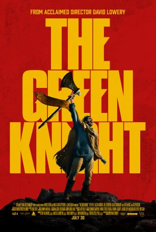 Green Knight, The Poster