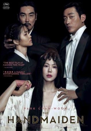 Handmaiden, The Poster