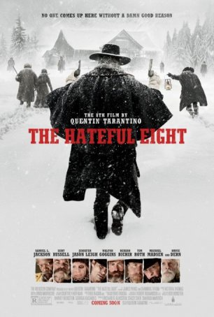 Hateful Eight, The Poster