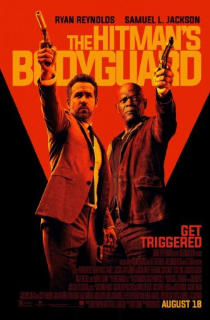 Hitman's Bodyguard, The Poster