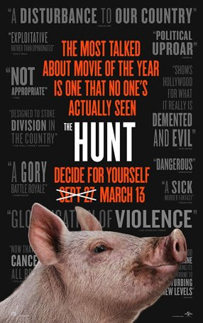 Hunt, The Poster