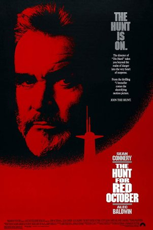 Hunt for Red October, The Poster