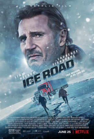 Ice Road, The Poster