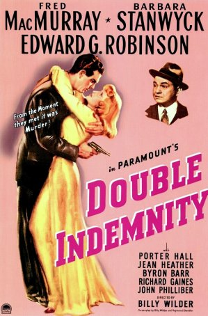 Double Idemnity Poster