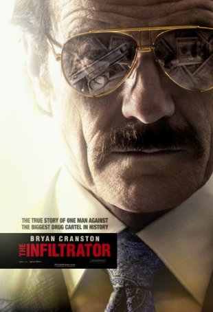 Infiltrator, The Poster
