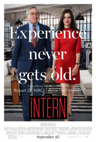 Intern, The Poster
