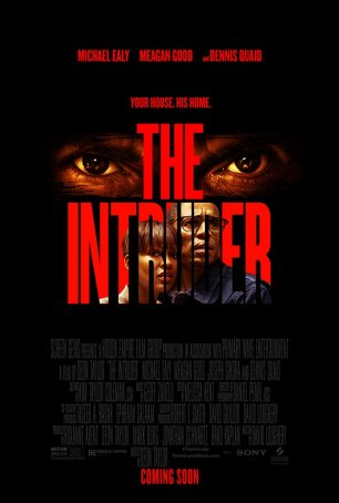 Intruder, The Poster