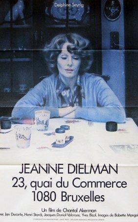 Jeanne Dielman Poster