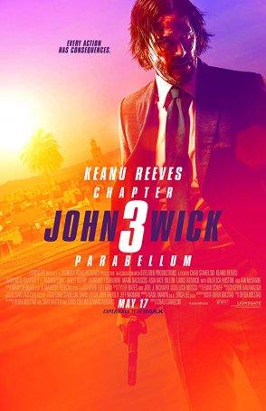 John Wick Chapter 3 - Parabellum Poster