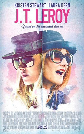 JT LeRoy Poster