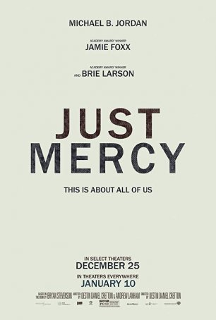 Just Mercy Poster