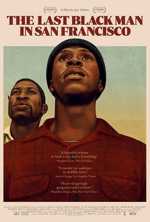 Last Black Man in San Francisco, The Poster