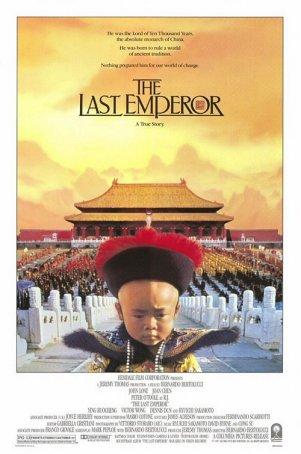 Last Emperor, The Poster