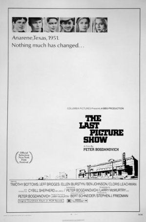 Last Picture Show, The Poster