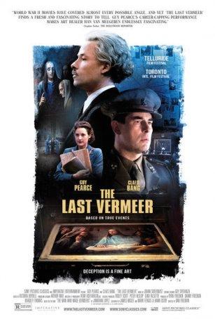 Last Vermeer, The Poster