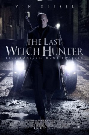 Last Witch Hunter, The Poster