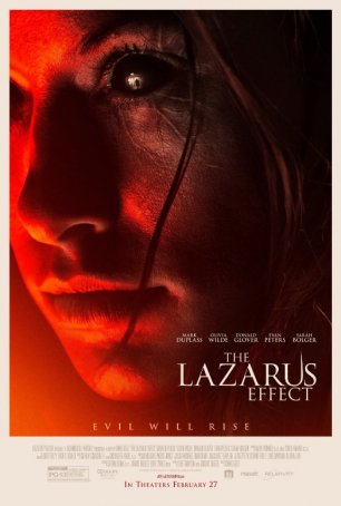 Lazarus Effect, The Poster