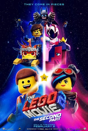 Lego Movie 2, The: The Second Part Poster
