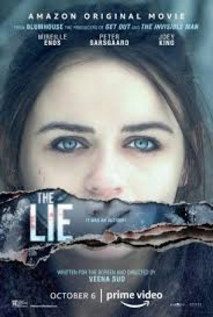 Lie, The Poster