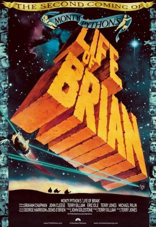 Monty Python's the Life of Brian Poster