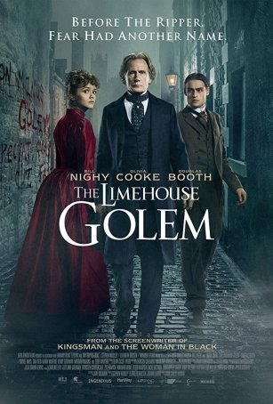 Limehouse Golem, The Poster