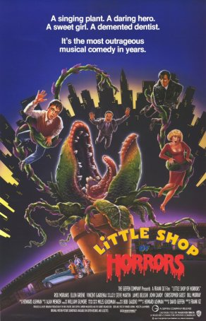 Little Shop of Horrors (re-review) Poster
