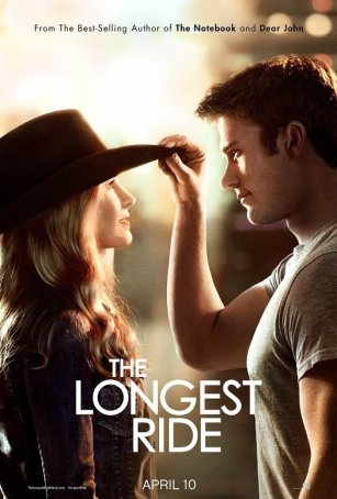 Longest Ride, The Poster
