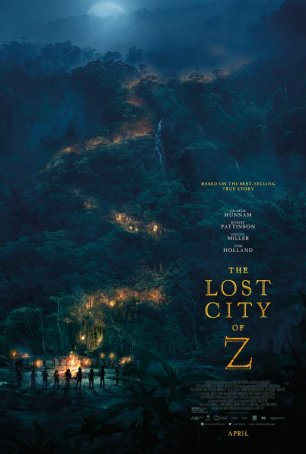 Lost City of Z, The Poster