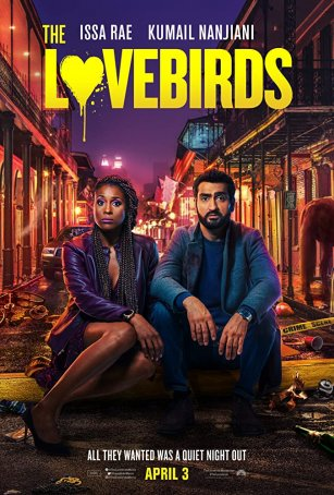 Lovebirds, The Poster