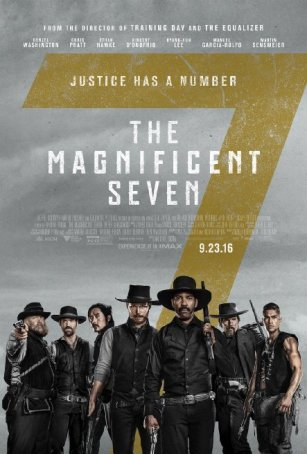 Magnificent Seven, The Poster