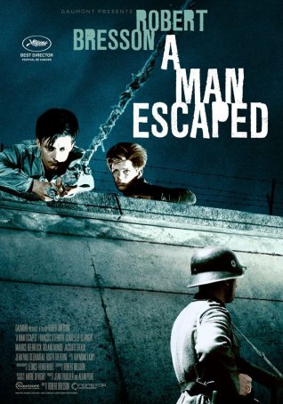 Man Escaped, A Poster