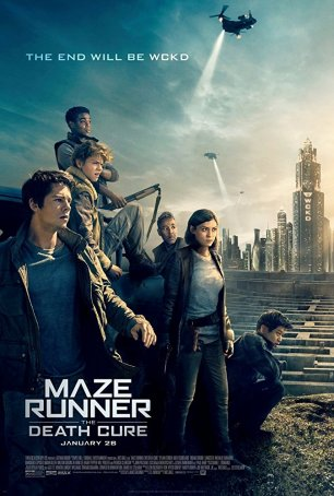 Maze Runner, The: The Death Cure Poster