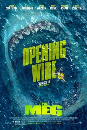 Meg, The Poster